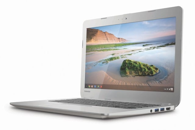 Toshiba Chromebook Officially Official