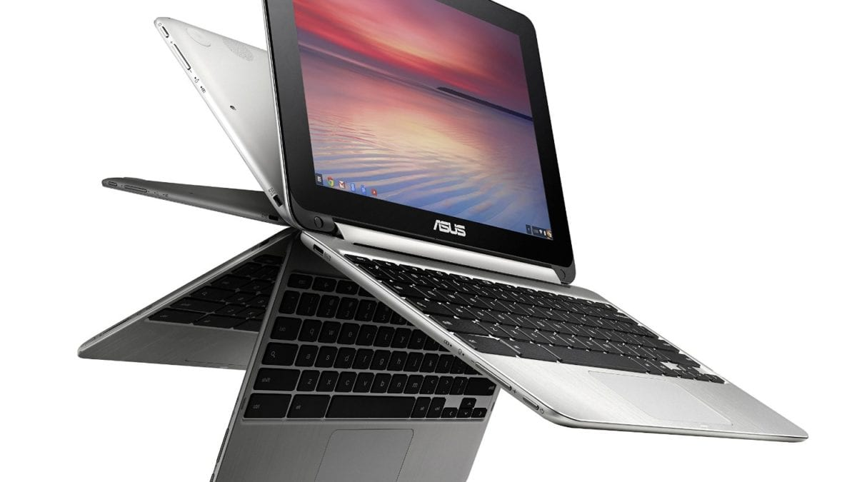 Could This Be The ASUS Chromebook Flip 2 With Skylake?