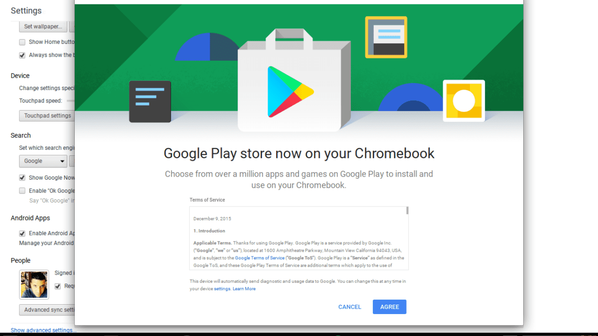 Play Store Lands on Chromebook Pixel and Acer R11