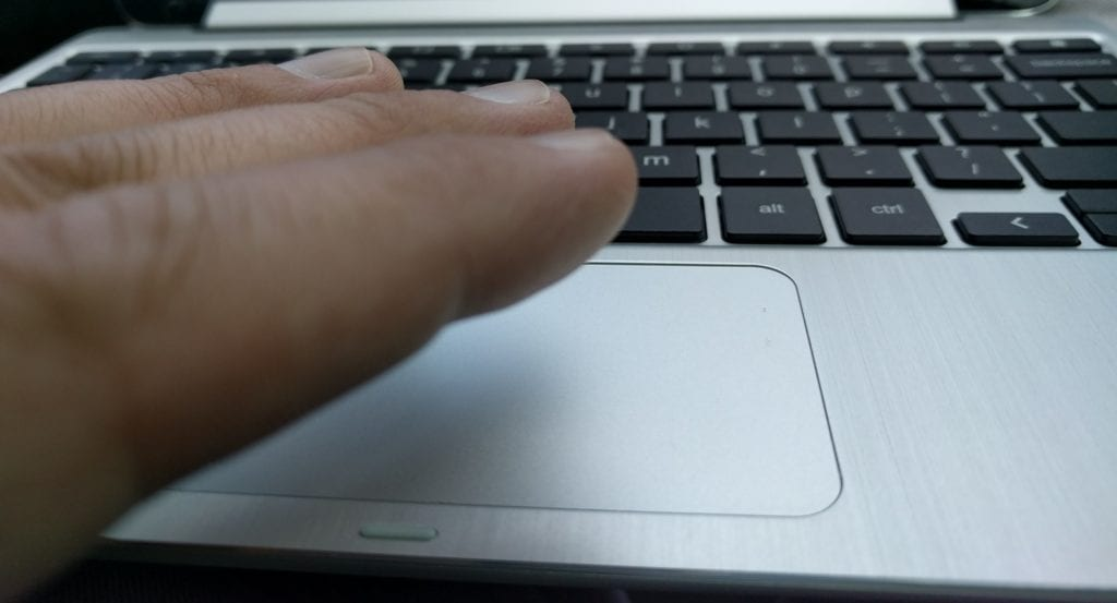 hover-enabled-touchpad