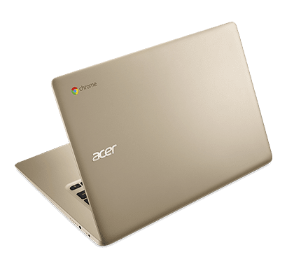 Gold Acer Chromebook 14: Why It Matters