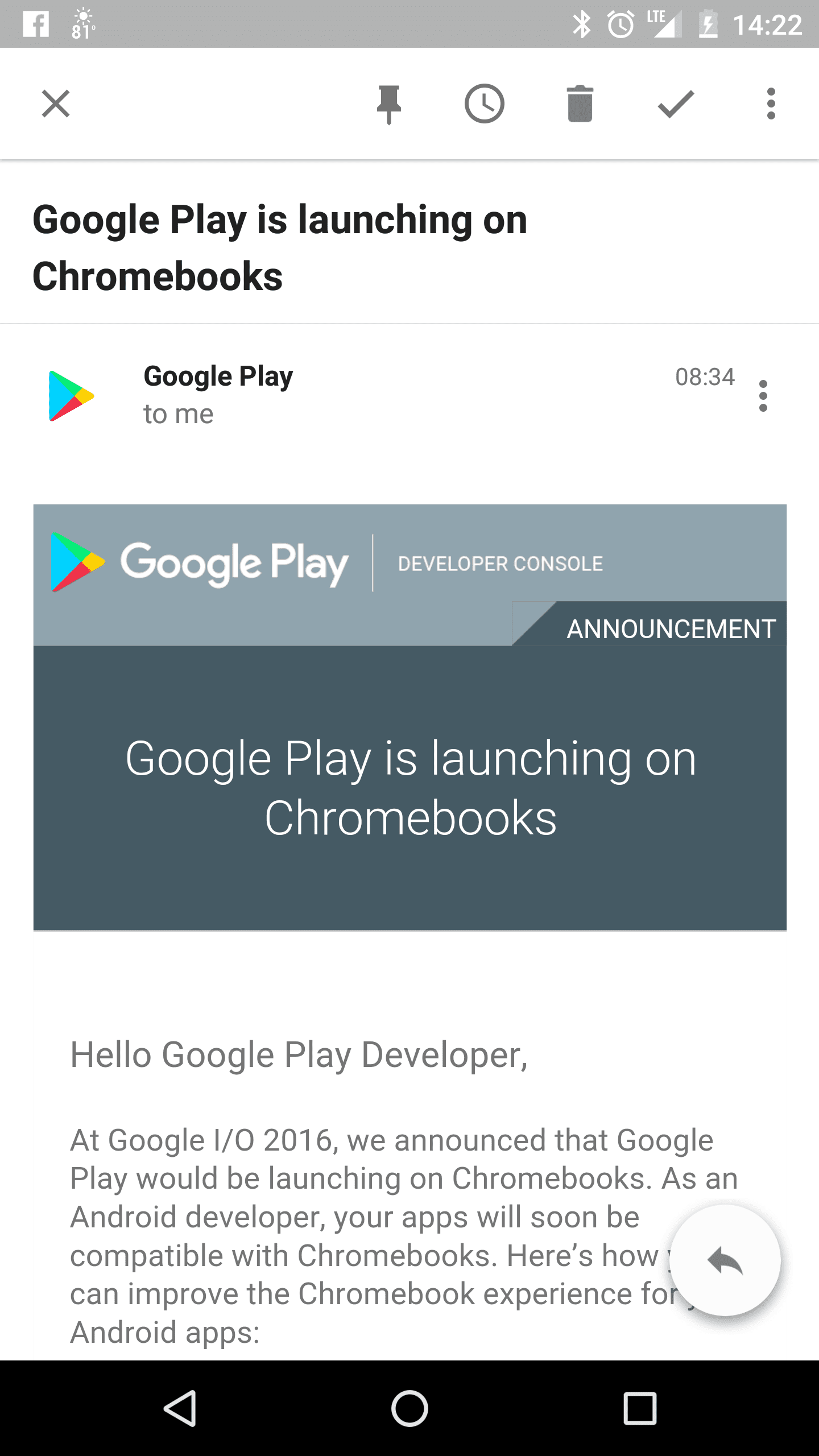 Android Apps and The Play Store Edging Closer On Chromebooks