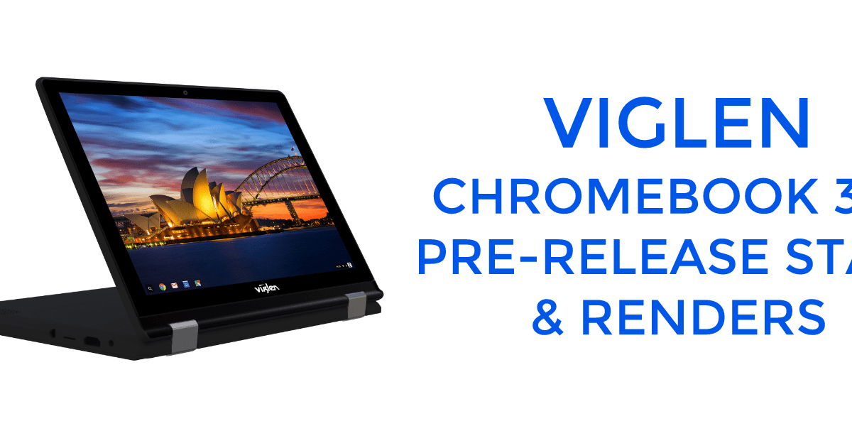 Viglen Chromebook 360 'Wizpig' Official: Pre-Release Specs and Pics