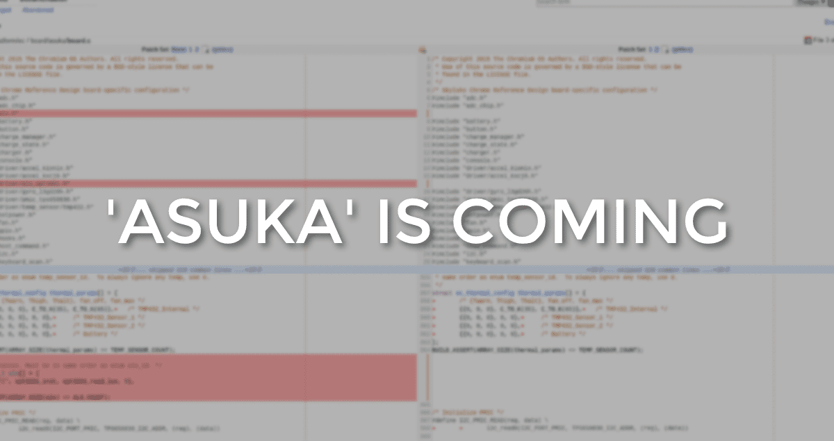 New Chromebook 'Asuka' Coming Soon