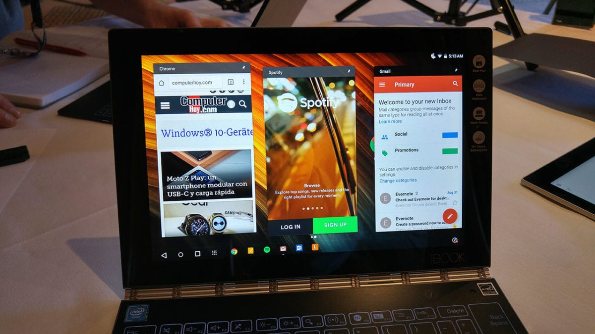 What's In An OS?  Chrome OS, Android, & The Blurring Line Between