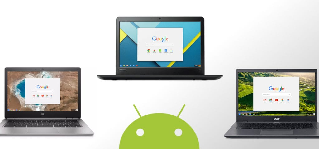 Chromebooks With Android Support List Gets Major Update