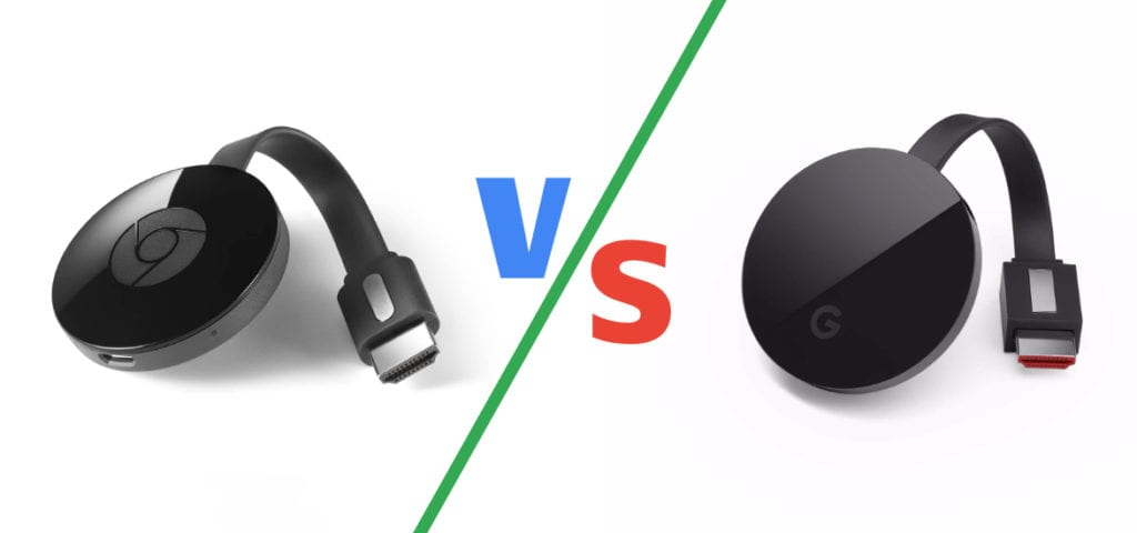 Another Reason To Choose Chromecast v2 Over The New Chromecast Ultra