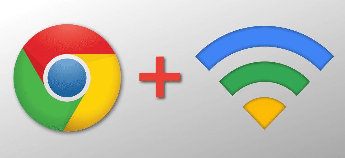 how to connect google chrome to wifi