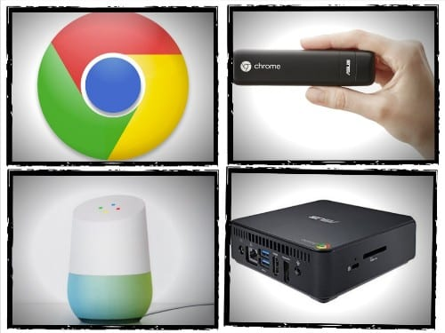 'Fievel', Chrome OS and the Internet of Things