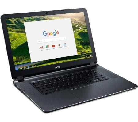$199 Acer 15.6″ Chromebook Boasts 12 Hour Battery Life