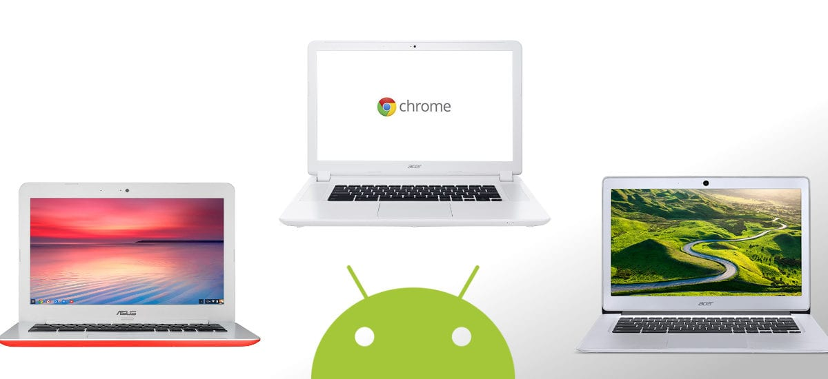 3 More Chromebooks Get Android Apps!