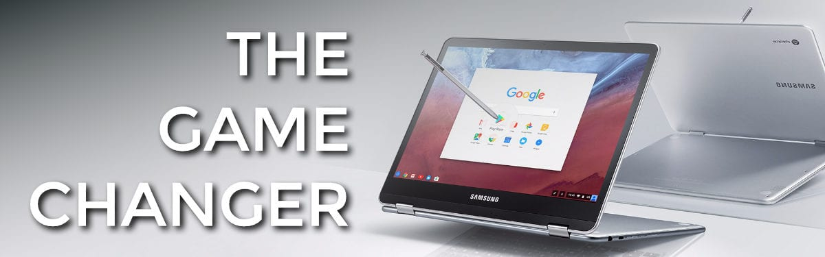 Samsung Chromebook Pro Could Change The Consumer Chromebook Landscape