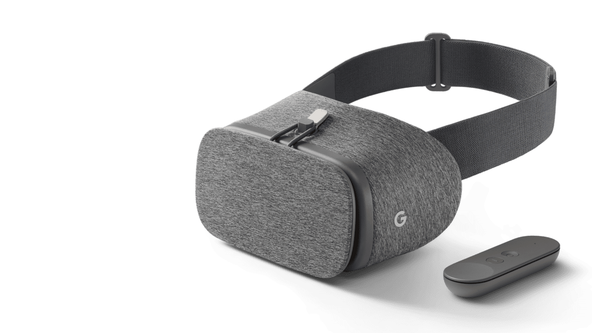Google Daydream View VR Headset Now Shipping