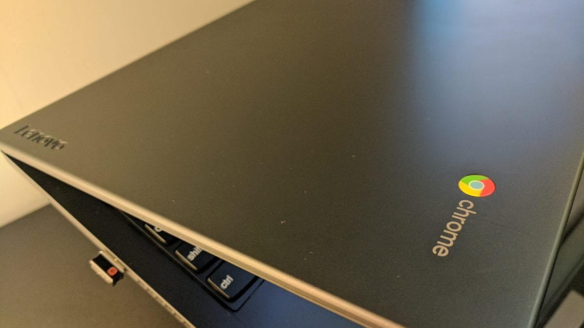 SOLD: Lenovo Thinkpad Chromebook 13 i5 8GB RAM – $499