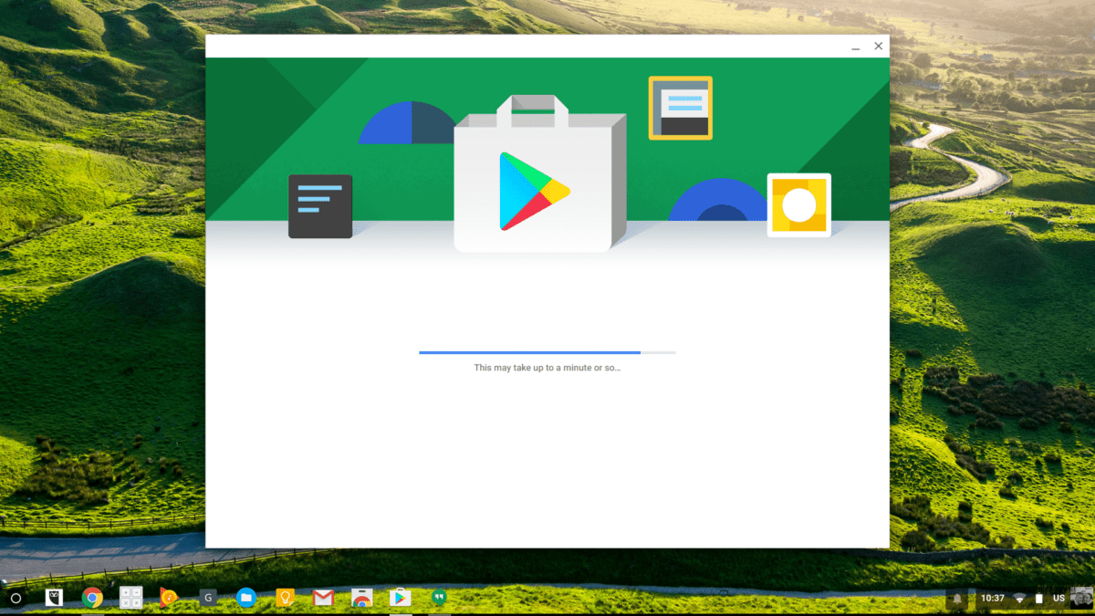 Android Apps on The ASUS Chromebook C302CA