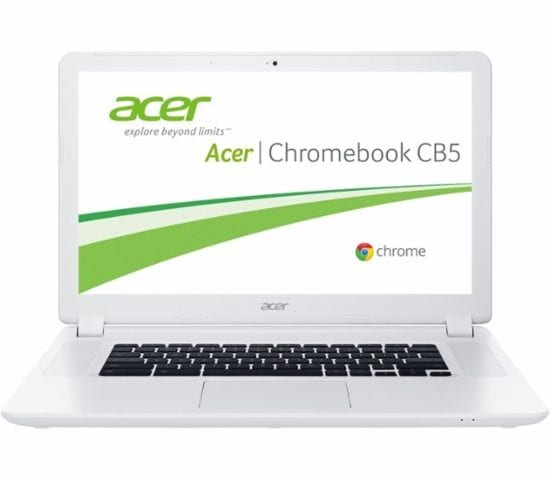 Big Chromebook, Tiny Price: Refurbished Acer 15 $171.99 At Best Buy