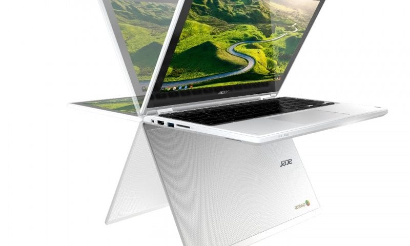 Deal Alert: Acer R11 Chromebook (Recertified) 4GB RAM $176!