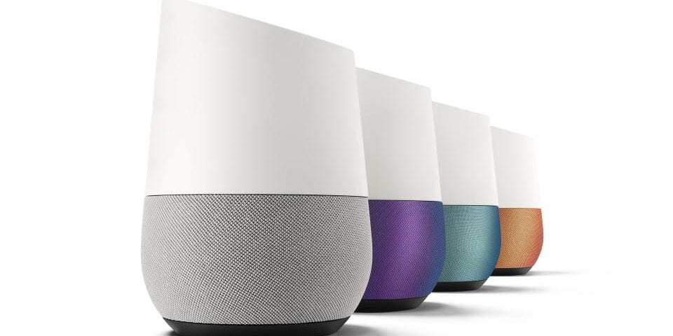 Grab A Google Home 2-Pack For $200