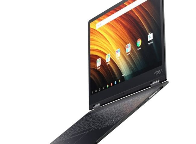 This Is What The Chrome OS Lenovo Yoga Book Could Look Like