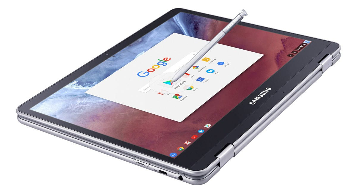 $100 Off A Samsung Chromebook Plus
