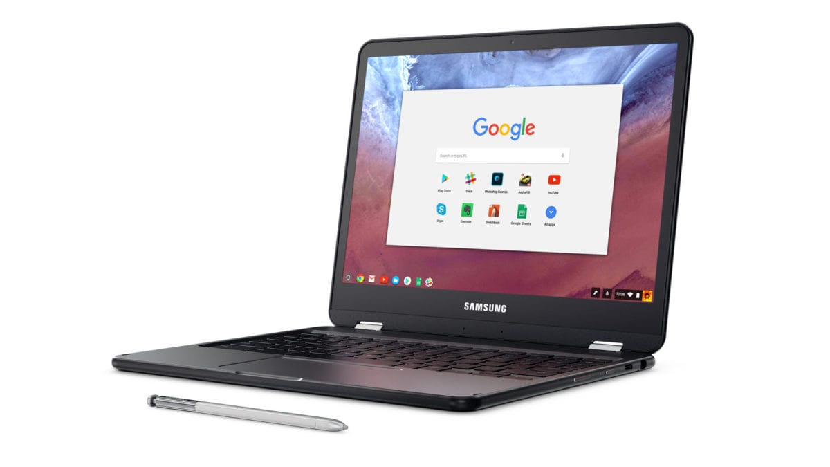 Dear Samsung, Where Is The Chromebook Pro?