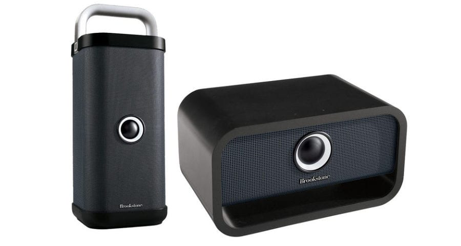 Brookstone Adds Chromecast Enabled Speaker Line Up