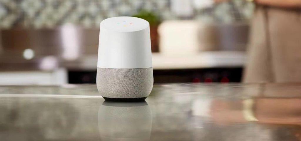 "Google Home ""Max"" W/Stereo Speakers May Be On The Way"