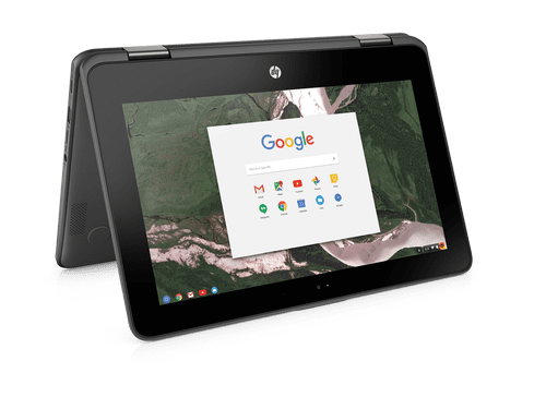 Google reveals Chromebook for schools by HP