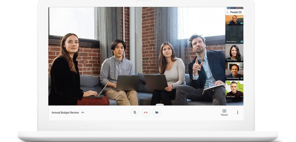 Google Hangouts Evolved: Hangouts Chat and Hangouts Meet