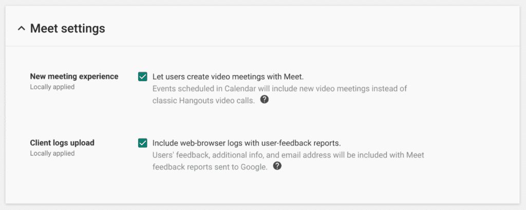How To Try Google Hangouts Meet Right Now