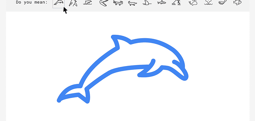 Auto Draw, Google's New AI Experiment, Is AutoCorrect For Doodles