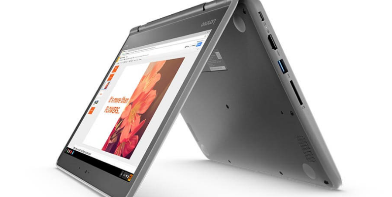 Lenovo Unveils The Flex 11 Chromebook. It May Look Familiar