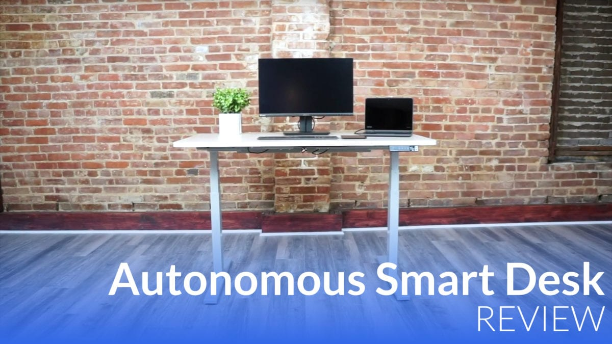 Autonomous Smart Desk Review