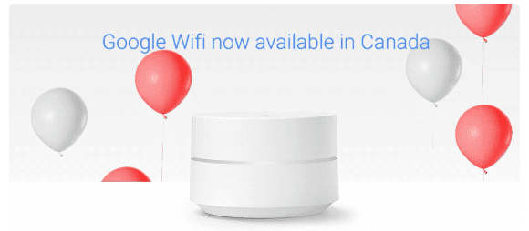 Google Wifi Makes Its Way To Canada