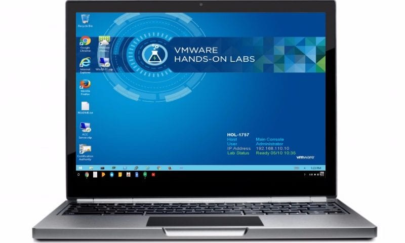Chrome OS And VMware: Chromebooks Just Got The Fast Track For Enterprises