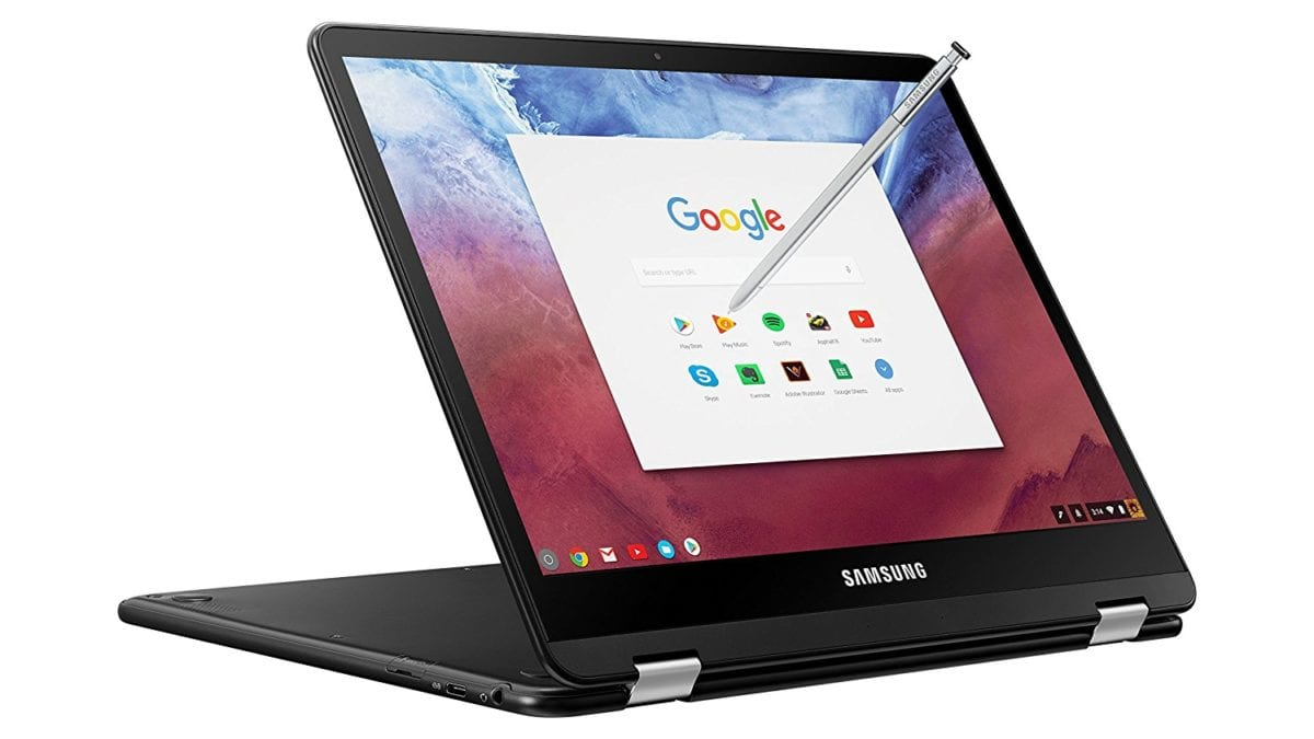 Samsung Chromebook Pro Gets The Thumbs Up From Amazon