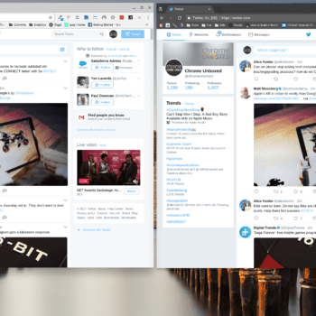 Remove Twitter's New Interface With This Simple Extension