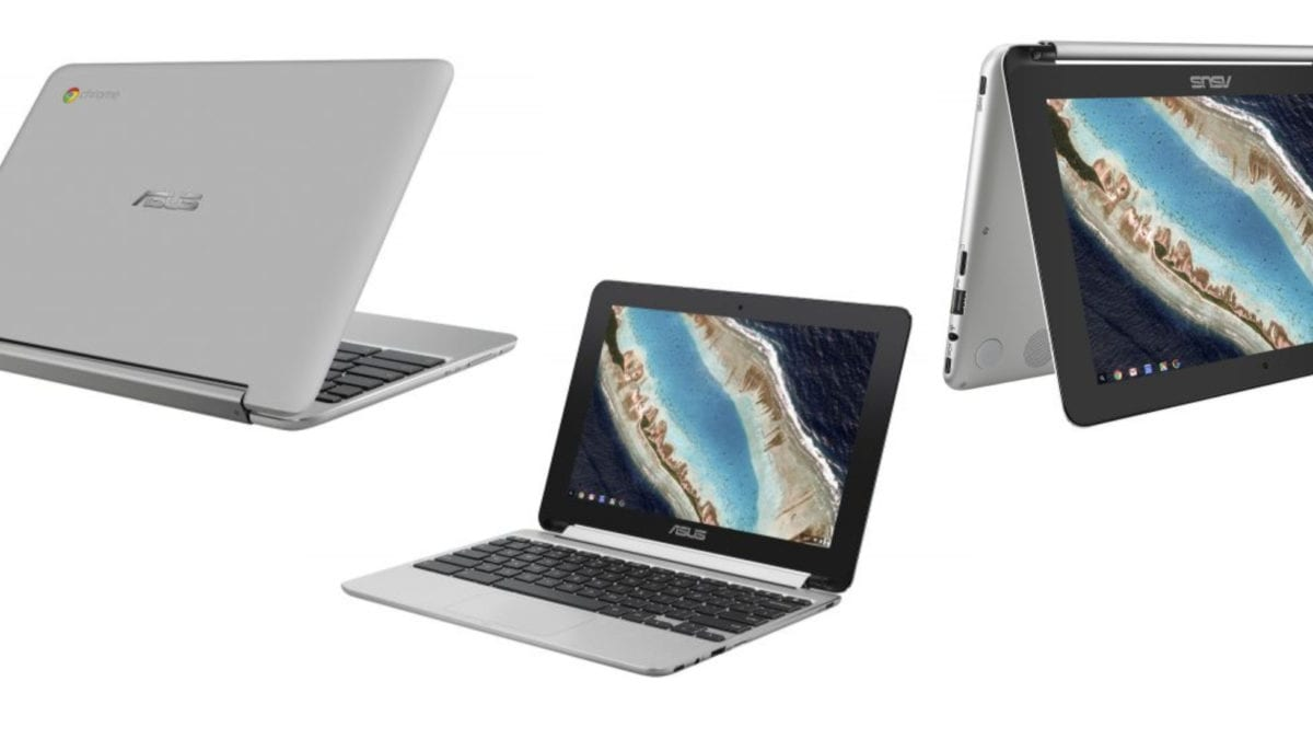 U.K. Deals: Save Big On The ASUS Chromebook Flip C101