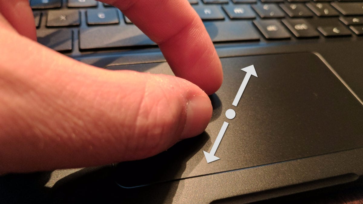 Chromebooks Getting Pinch To Zoom Trackpad Support