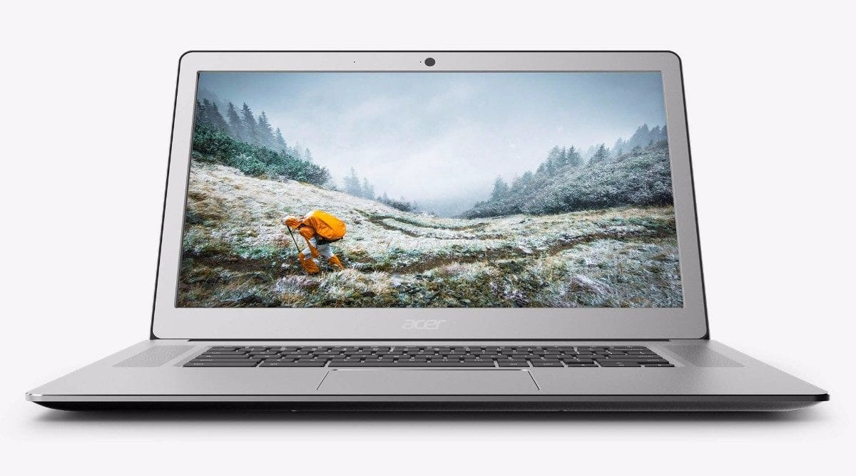 New Acer Chromebook 15: Specs Clarified