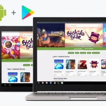 Two More Chromebooks Get Android Apps