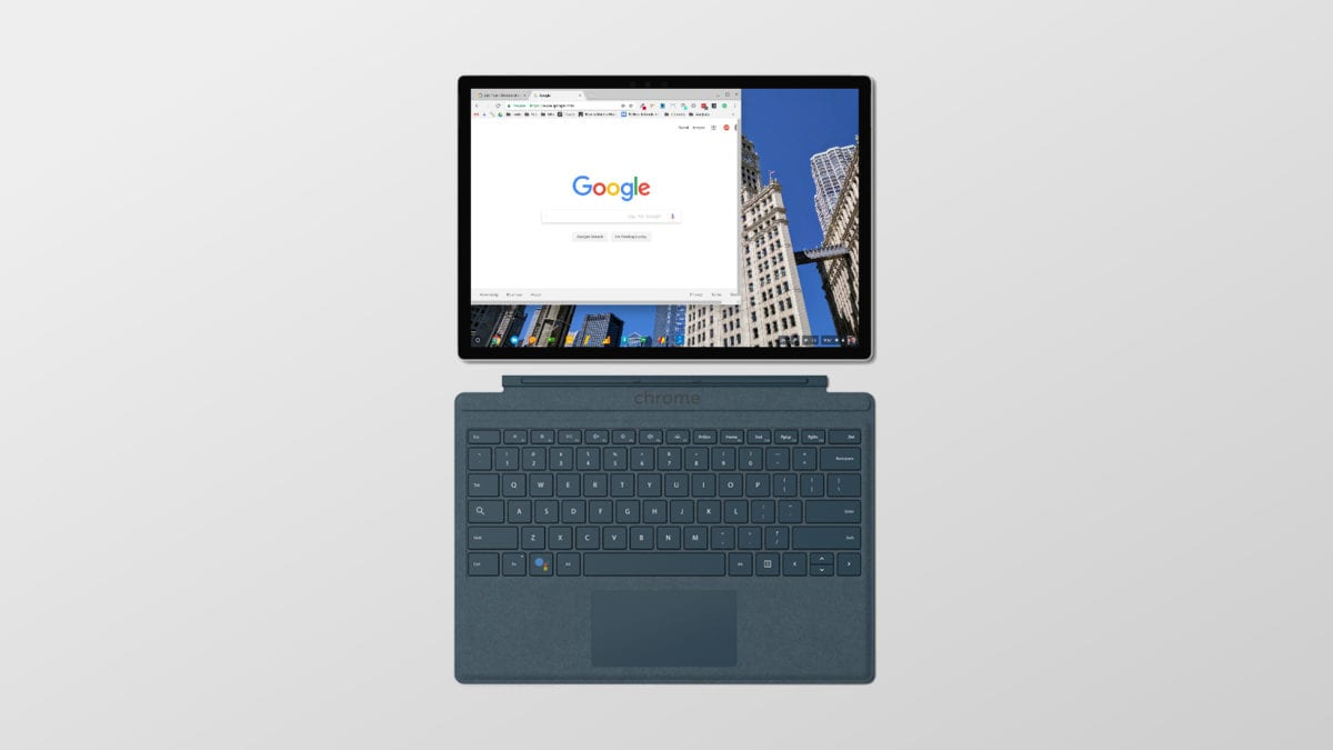 Detachable Chromebook 'Soraka' Keyboard Connector Details Emerge