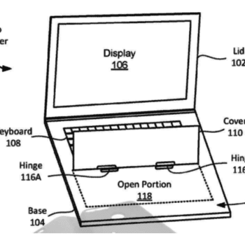 Google Patents New Type Of Laptop: Is This Eve?