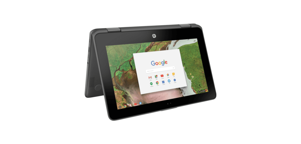 HP Chromebook x360 11 Gets Android Apps