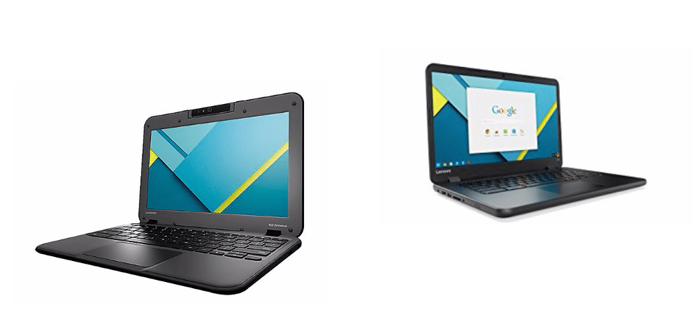 Two Lenovo Chromebooks Get The Play Store