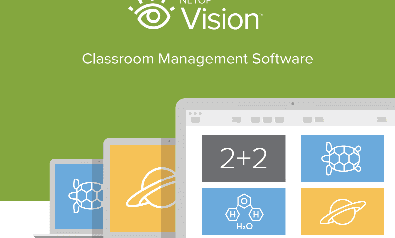 Chromebook Classroom: Netop Vision Puts Teachers In Control