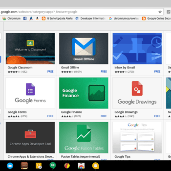 Android Enabled Chromebooks: Say Goodbye To Web Store Apps