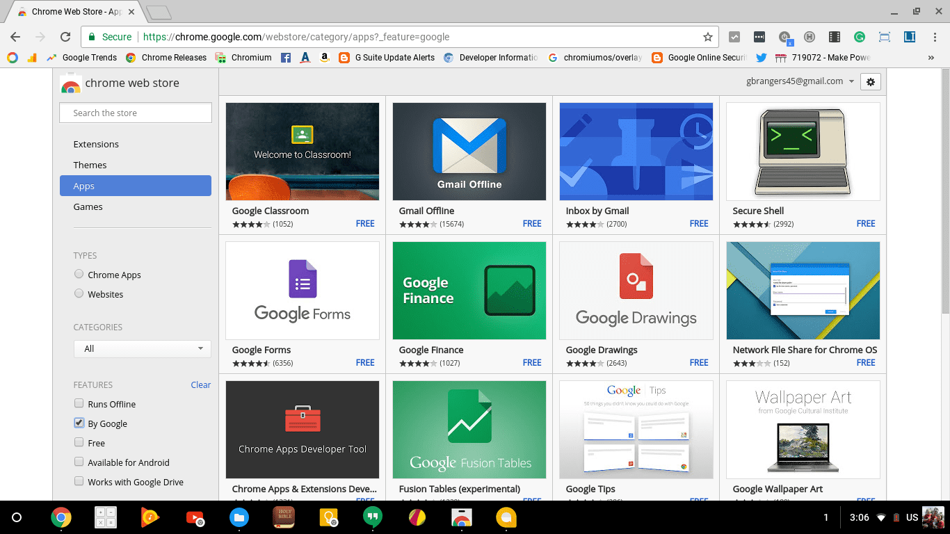 Android Enabled Chromebooks Say Goodbye To Web Store Apps