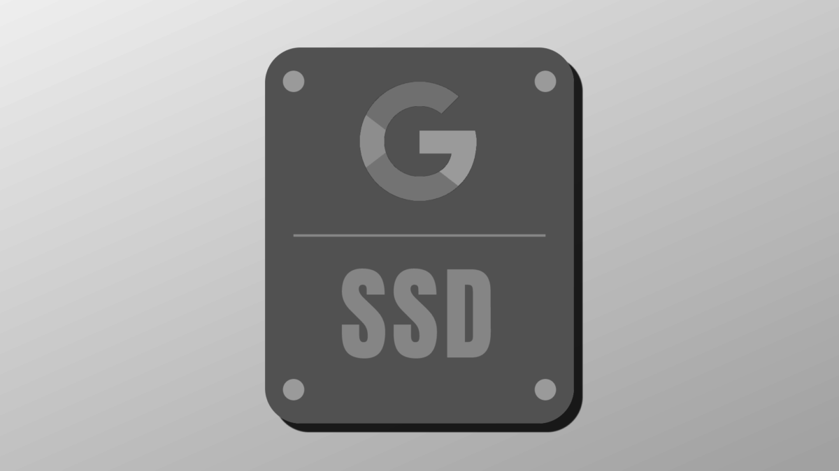 Why Does The Google Pixelbook Have All That SSD Storage?
