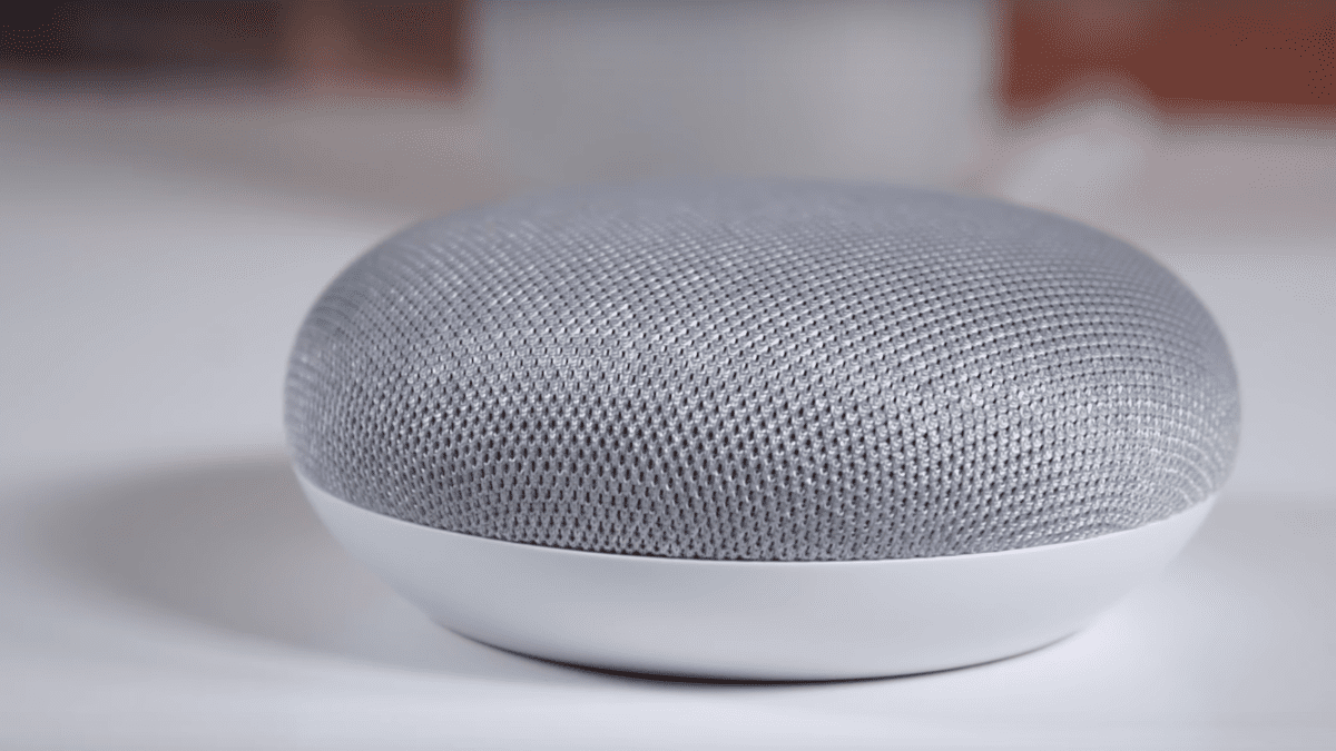 Google Fixes The Biggest Problem With The Home Mini